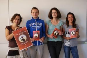 Concours régional en allemand