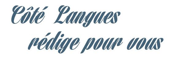 Rédaction Côté Langues