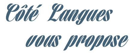 Traduction Côté Langues