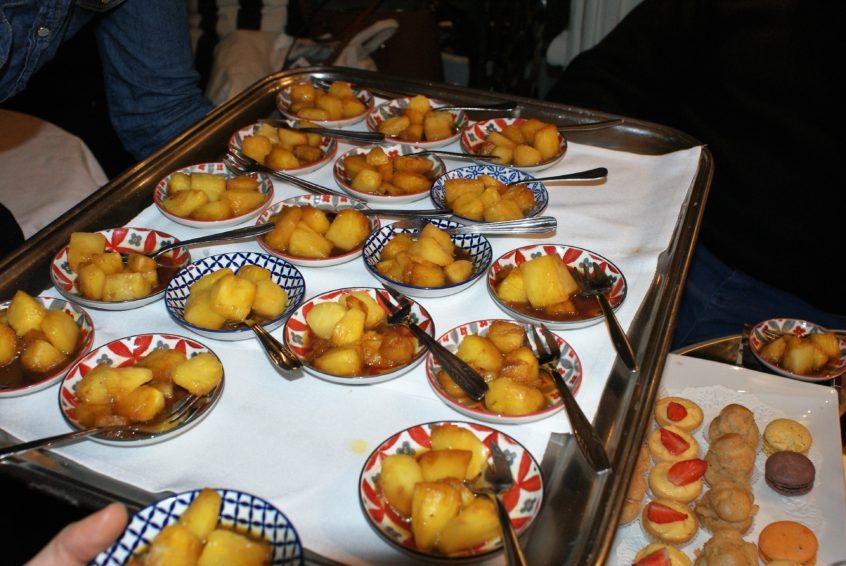 Apéro dînatoire Sud Bretagne Pornichet