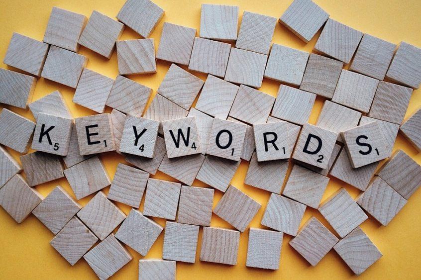 Schlüsselwörter