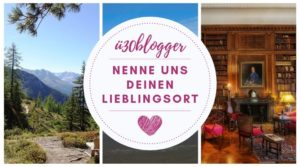 Blogparade Lieblingsorte Übersetzer
