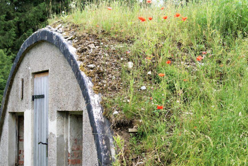 Konzentrationslager Häftlingsunterkünfte