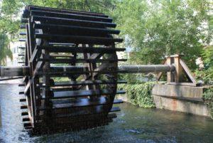 Augsburg Wasserrad