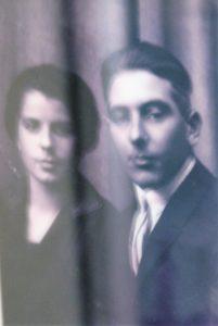 Wilhelmine und Leonhard Hausmann