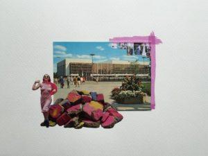Postkarten Ostberlin Doreen Trittel hehocra