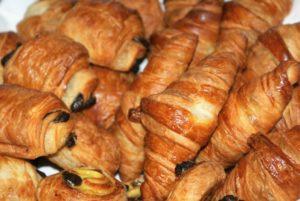 Petit-déjeuner d'Andrea et Fred La Baule