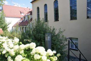 Ehemalige Synagoge Kriegshaber
