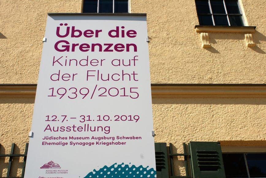 Ausstellung Über die Grenzen Augsburg