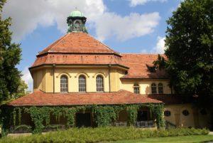 Krematorium Augsburger Westfriedhof
