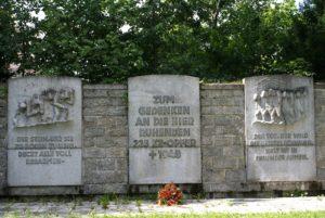Mahnmal KZ-Opfer Augsburg