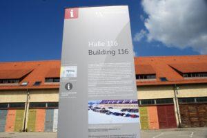 Halle 116 Augsburg