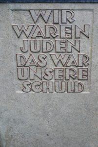 Holocaust-Gedenkstätte Bayern