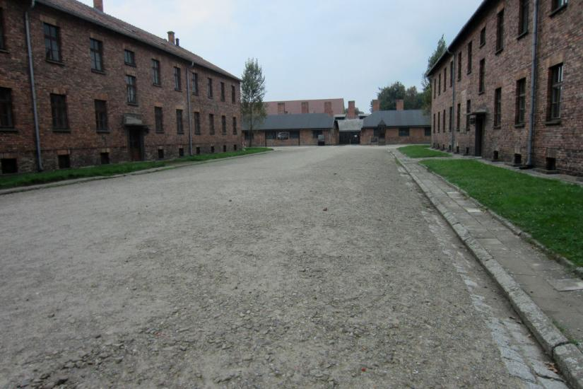 Auschwitz Schwarzer Tourismus Gedenkstätte