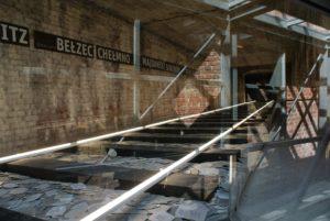 """Installation """"Das Gleis"""""""