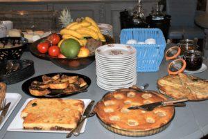 Buffet Petit-déjeuner d'Andrea et Fred