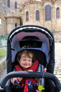 Frankreichurlaub mit Baby