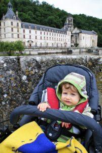 Frankreichurlaub mit Baby Limousin