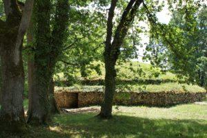 Hügelgräber Poitou-Charentes Frankreich