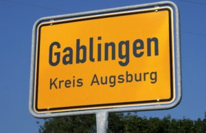 Gablingen bei Augsburg