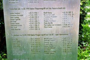 KZ-Lager Augsburg Haunstetten