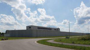 Gefängnis Gablingen Bayern