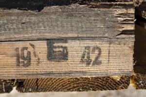 In Bungalow aus den 70er-Jahren in Gablingen Bauelemente aus KZ entdeckt