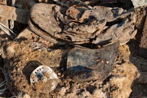 Ausgrabungen Gablingen bei Augsburg Konzentrationslager