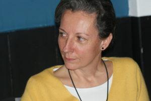 Anne-France David interviewée par Andrea Halbritter community manager germanophone