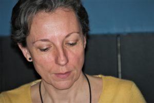 Anne-France David au petit-déjeuner d'Andrea et Fred à Pornichet