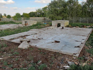 Archäologen entdecken in Gablingen die Überreste eines KZ