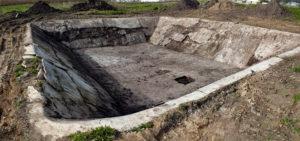 Löschwasserteich Konzentrationslager Gablingen