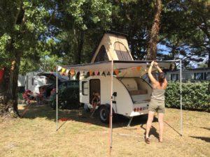 Prêt à camper Loire-Atlantique