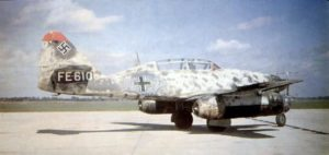 Zwangsarbeit für Me 262