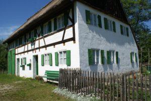 Reiseziel Bayern: Staudenhaus Oberschönefeld