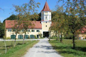Highlight in Bayerisch-Schwaben: Schloss Blumenthal