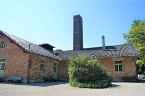 Die auf dem Schießplatz Herbertshausen Hingerichteten wurden im Krematorium des KZ Dachau verbrannt