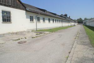 KZ Dachau Erschießungen Bunkerhof