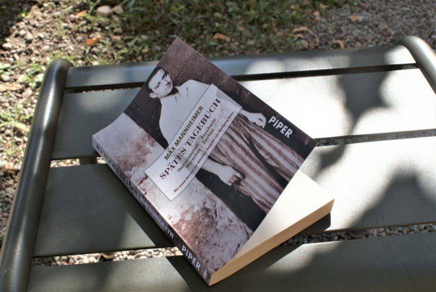 Buchtipp Erinnerungsarbeit: Max Mannheimer: Spätes Tagebuch