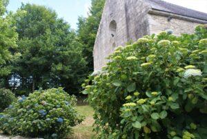 Kapelle in der Bretagne