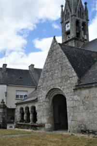 Kirche im Finistère Bretagne