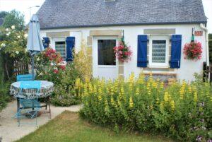 Unser Ferienhaus im Finistère