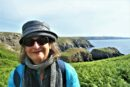 Übersetzerin Andrea Halbritter im Finistère