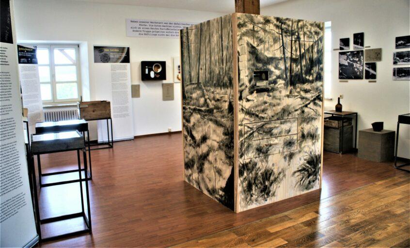 Museum Zusmrarshausen Ausstellung KZ-Außenlager Burgau