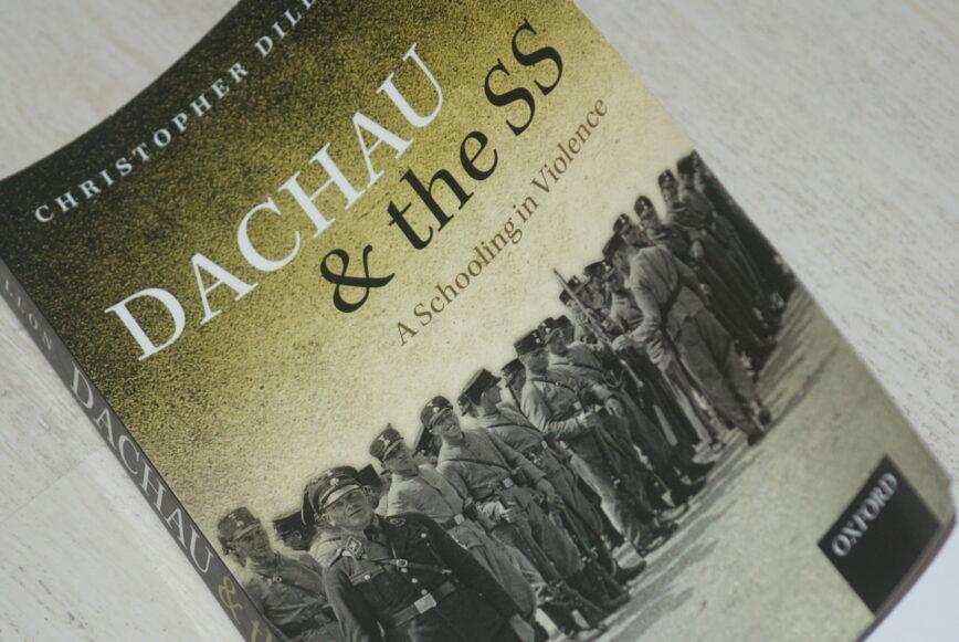 Cover: Dillon Dachau and The SS