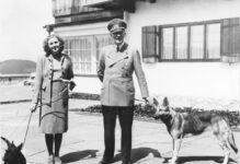 Eva Braun und HItler