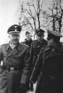Himmler und Eicke