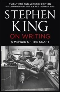 Cover Stephen King: On Writing