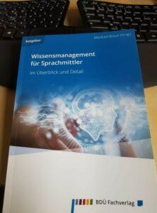 Cover Wissensmanagement für Übersetzer