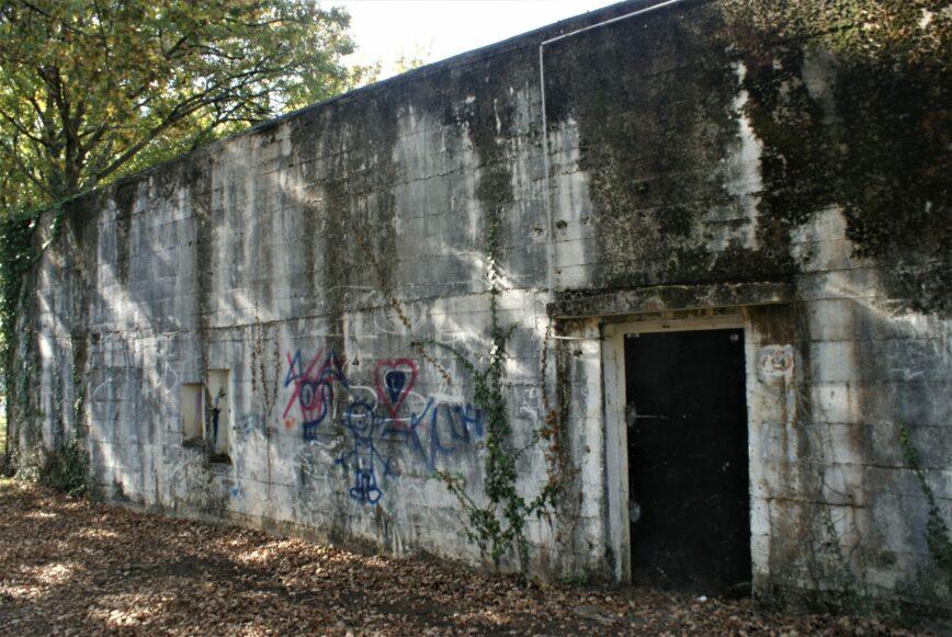 Saint-Nazaire Bunker 2. Weltkrieg